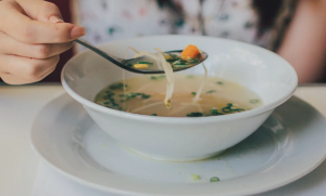 candida diet broth fasting