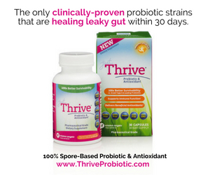 Just thrive probiotic reviews