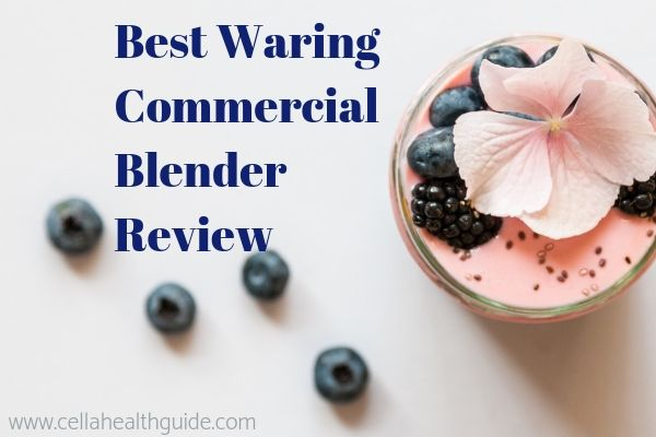 Best Waring countertop blender