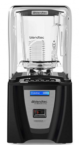 Blendtec Professional 800 Black Blender with WildSide+ Jar